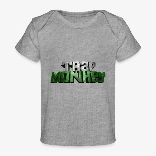 Trap Monkey 2 - T-shirt bio Bébé