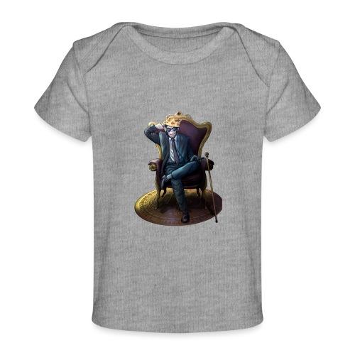 Bitcoin Monkey King - Gamma Edition - Baby Bio-T-Shirt