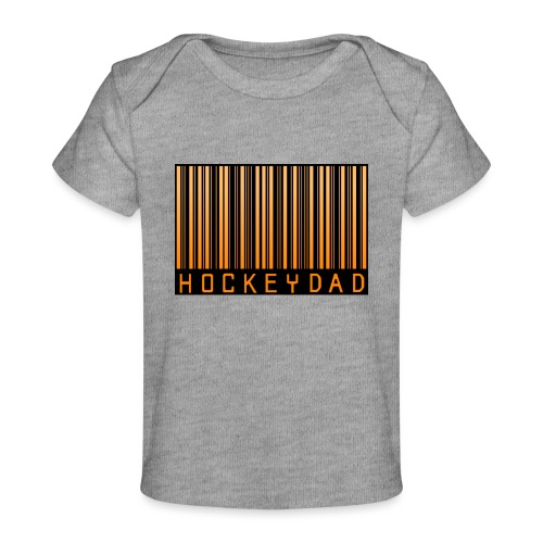 Hockey Dad - Ekologisk T-shirt baby
