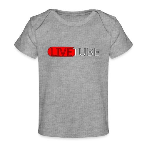 Livetube - Økologisk T-shirt til baby
