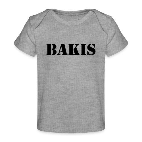 bakis - Organic Baby T-Shirt
