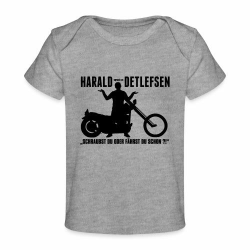 Harald Detlefsen - Baby Bio-T-Shirt