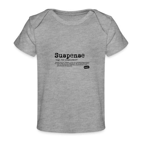 Suspense - Baby Bio-T-Shirt