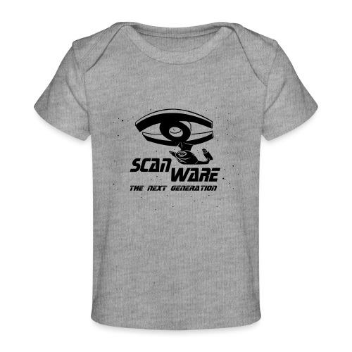 scanware azubiShirt - Baby Bio-T-Shirt