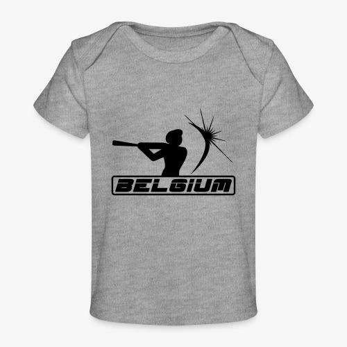 Belgium 2 - T-shirt bio Bébé