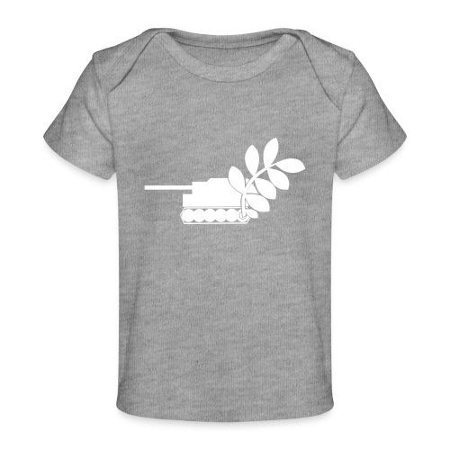Global Campaign on Military Spending Logo v1 - Organic Baby T-Shirt