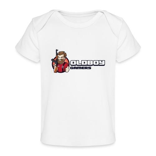 Oldboy Gamers Fanshirt - Økologisk baby-T-skjorte