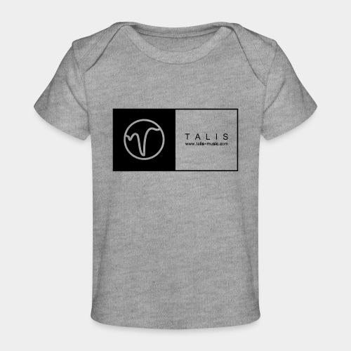 TALIS (2Quadrate) - Baby Bio-T-Shirt