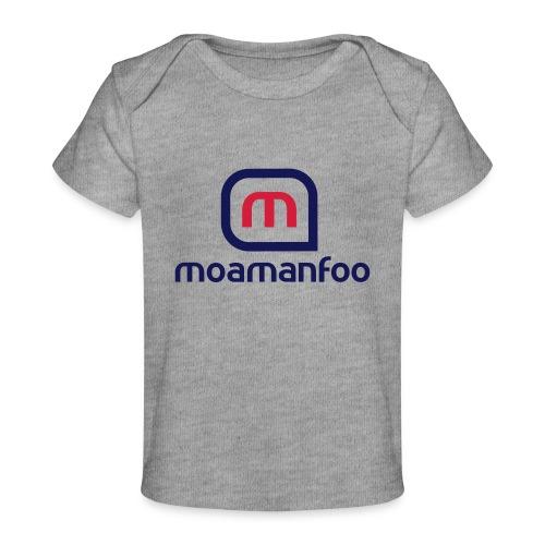 Moamanfoo - T-shirt bio Bébé