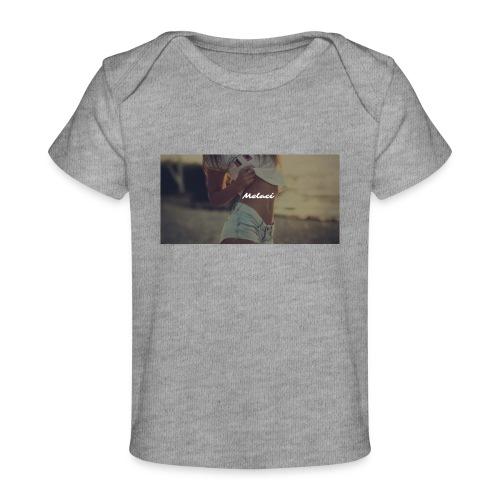 Melaci Baby First - Baby bio-T-shirt