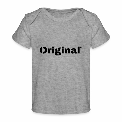 Original, by 4everDanu - Baby Bio-T-Shirt