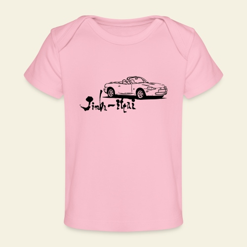 mx5 nb - Økologisk T-shirt til baby