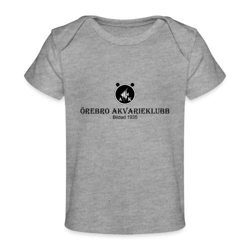 Nyloggatext1 - Ekologisk T-shirt baby