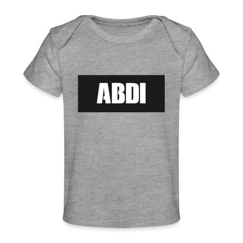 Abdi - Organic Baby T-Shirt