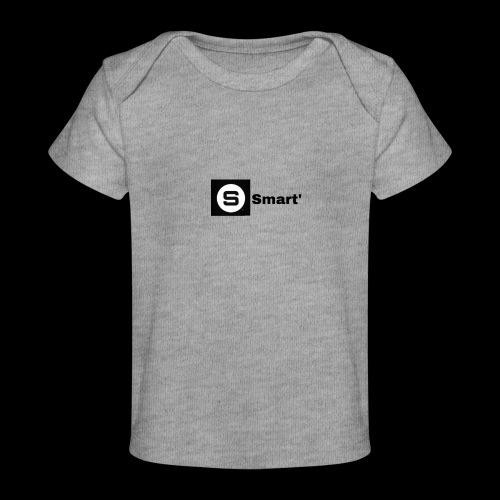 Smart' ORIGINAL - Organic Baby T-Shirt