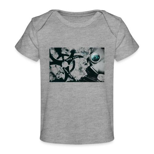 gas mask - Baby Bio-T-Shirt