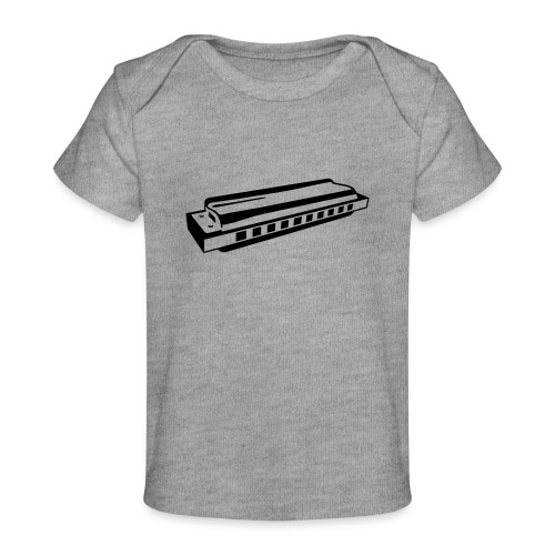 Harmonica - Organic Baby T-Shirt