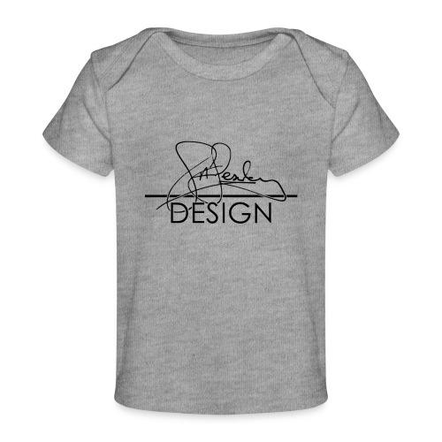 sasealey design logo png - Organic Baby T-Shirt