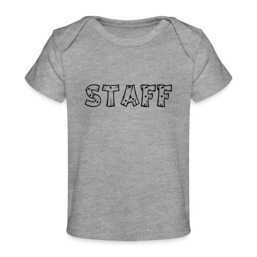 STAFF - Maglietta ecologica per neonato