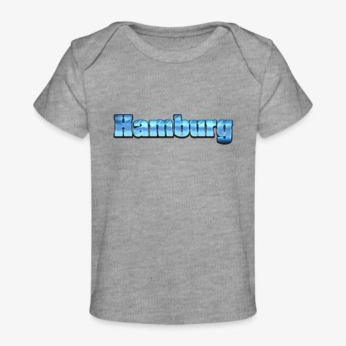 Hamburg - Baby Bio-T-Shirt
