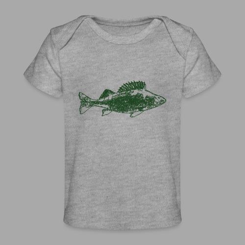 Perch - Vauvojen luomu-t-paita