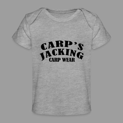 Carp's griffe CARP'S JACKING - T-shirt bio Bébé