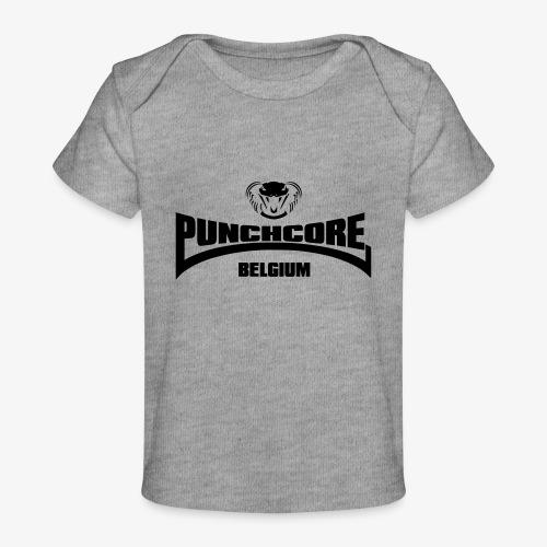 PUNCHCORE BELGIUM - T-shirt bio Bébé