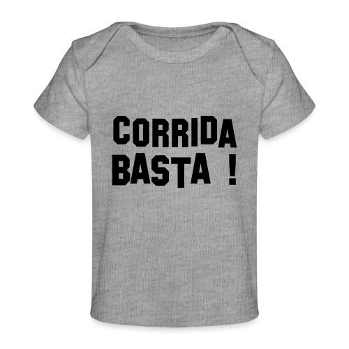 Anti-Corrida - T-shirt bio Bébé