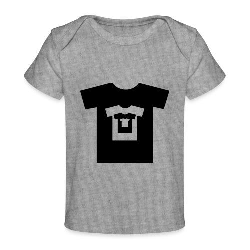 t-shirt récursif - T-shirt bio Bébé