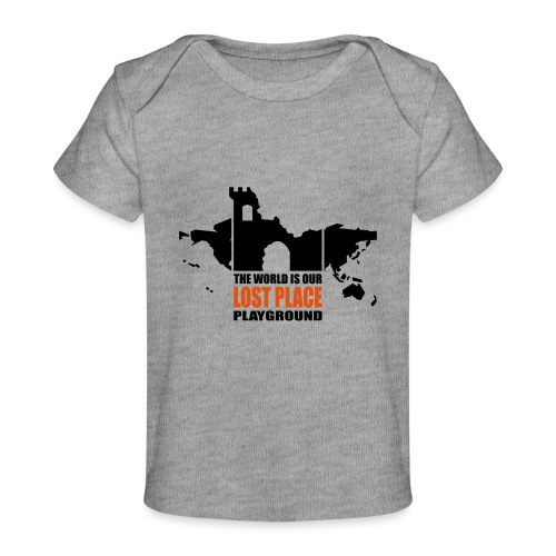 Lost Place - 2colors - 2011 - Baby Bio-T-Shirt