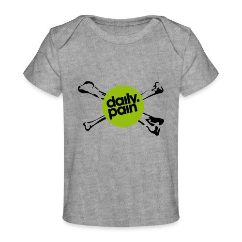 daily pain cho kark - Ekologiczna koszulka dla niemowląt