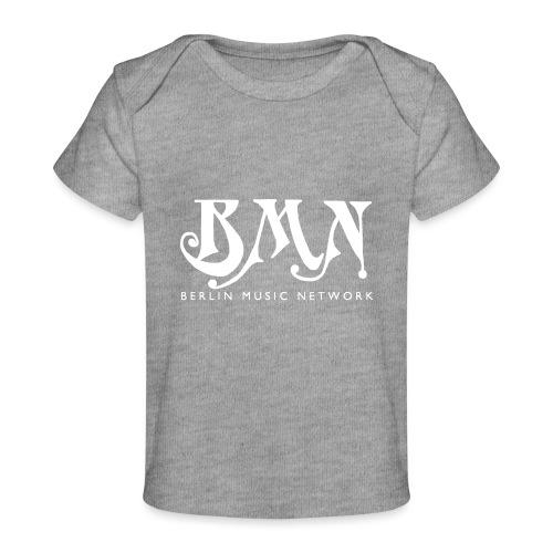 bmn ercan 1white - Baby Bio-T-Shirt
