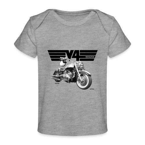 Royal Star Chopper WINGS 2 - Baby Bio-T-Shirt