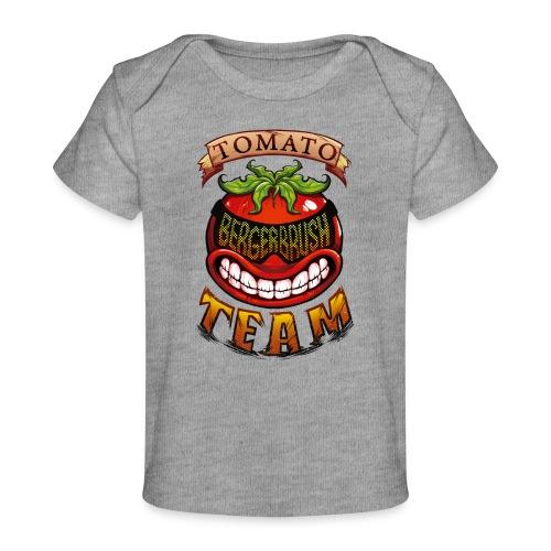 Tomato Team - Ekologisk T-shirt baby