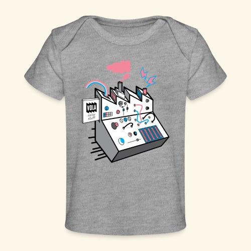 Noise Factory - Vauvojen luomu-t-paita