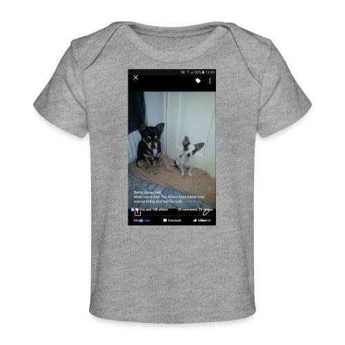 Dogs - Organic Baby T-Shirt