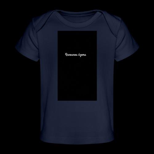 Body design Ranounou dezma - T-shirt bio Bébé