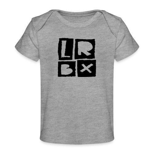 LRBX - La Roulette Bruxelles - Longboard - T-shirt bio Bébé