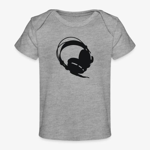 kopfhoerer - T-shirt bio Bébé
