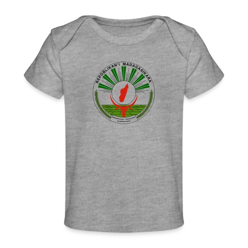 Seal Madagaskar - Baby Bio-T-Shirt