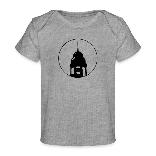 Neckarstadtblog Logo - Baby Bio-T-Shirt