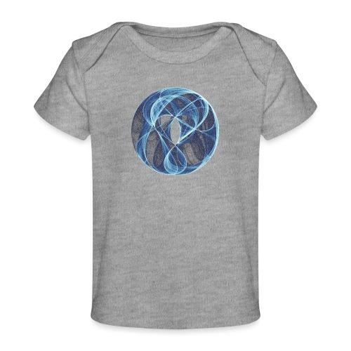 Winde des Herzens 10051ice - Baby Bio-T-Shirt
