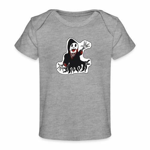 la faucheuse rigolote - T-shirt bio Bébé