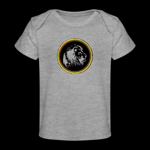 LION HEAD SISSOR CUT UNDERGROUND SOUNDSYSTEM - Baby Bio-T-Shirt