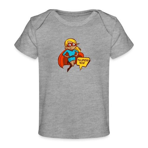 mom 2010524 - Maglietta ecologica per neonato