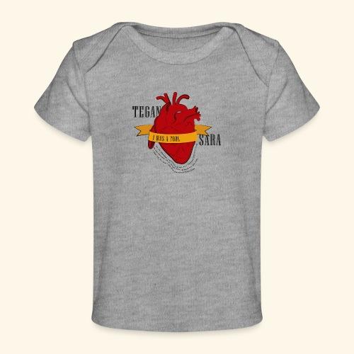 I was a fool for love - Ekologiczna koszulka dla niemowląt