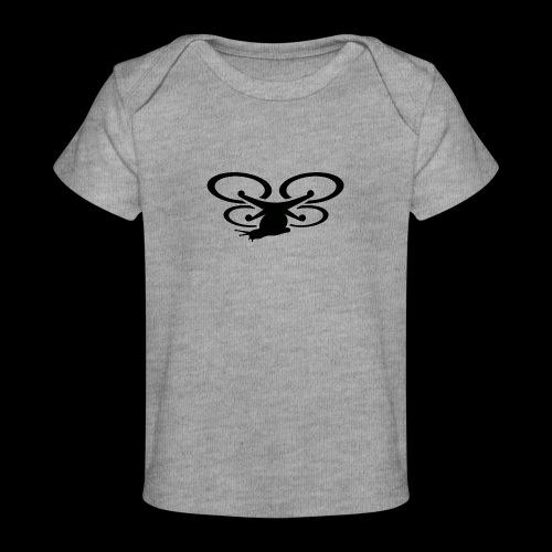 Einseitig bedruckt - Baby Bio-T-Shirt