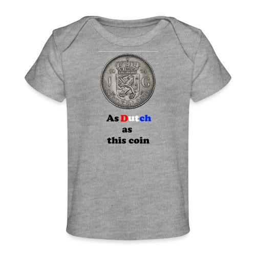 Hollandse Gulden - Baby bio-T-shirt