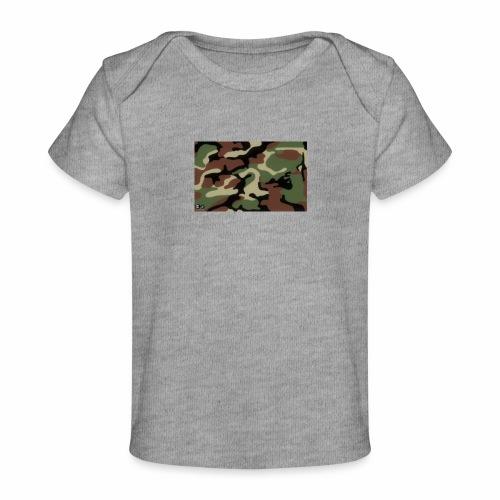 camu - Camiseta orgánica para bebé