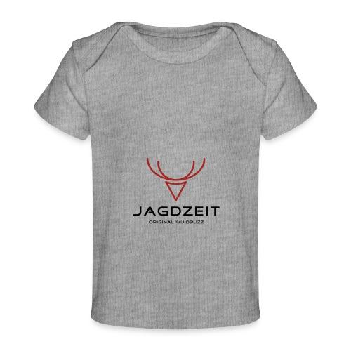 WUIDBUZZ | Jagdzeit | Männersache - Baby Bio-T-Shirt
